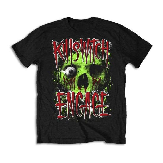 T-Shirt - Killswitch Engage - Skullyton-Metalomania