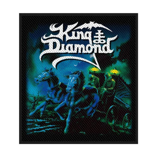 Patch - King Diamond - Abigail-Metalomania