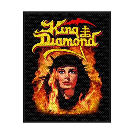 Patch - King Diamond - Fatal Portrait-Metalomania