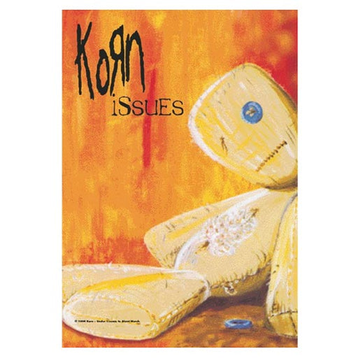 Flag - Korn - Issues