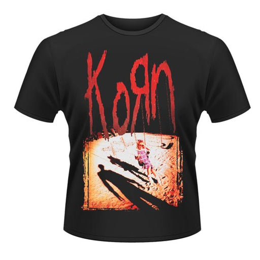 T-Shirt - Korn - Album - Girl on a Swing