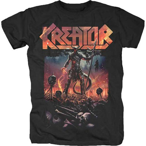 T-Shirt - Kreator- Warrior