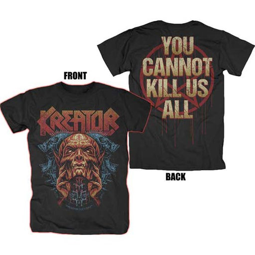 T-Shirt - Kreator- You Cannot Kill Us All-Metalomania