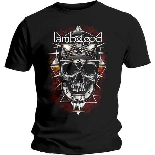 T-Shirt -  Lamb of God - All Seeing Red