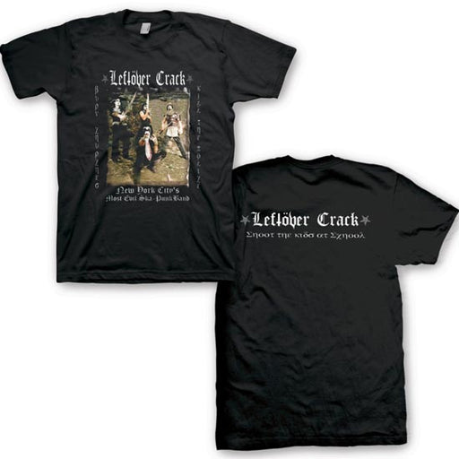 T-Shirt - Leftover Crack - Black Metal