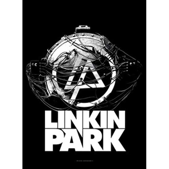 Flag - Linkin Park - Atomic Age-Metalomania