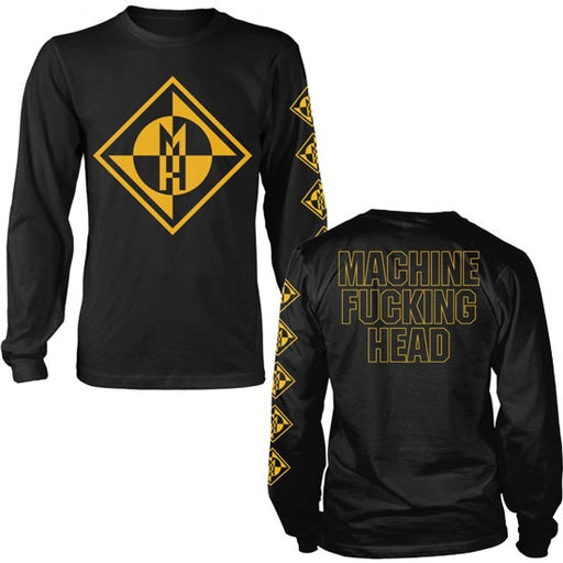 Long Sleeves - Machine Head - Fucking Diamond-Metalomania