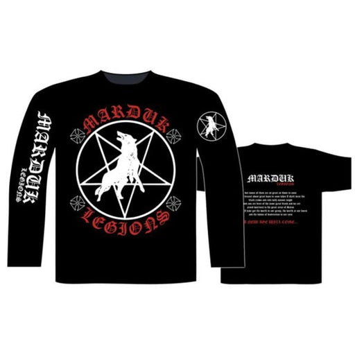 Long Sleeve Shirt - Marduk - Legions