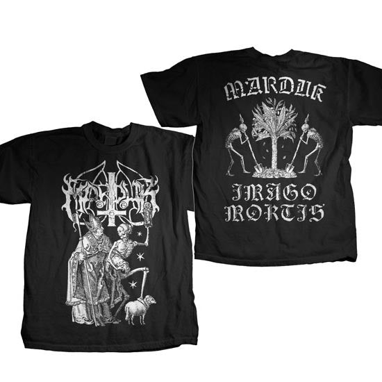 T-Shirt - Marduk - Imago Mortis-Metalomania