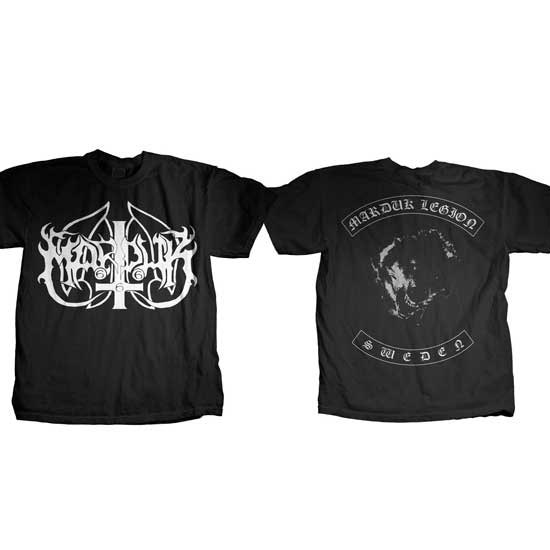 T-Shirt - Marduk - Legion-Metalomania