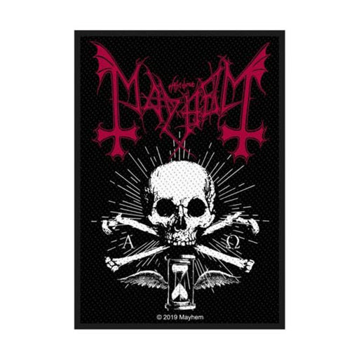 Patch - Mayhem - Alpha Omega Daemon