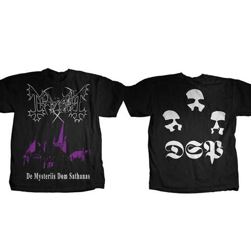 T-Shirt - Mayhem - De Mysteriis-Metalomania