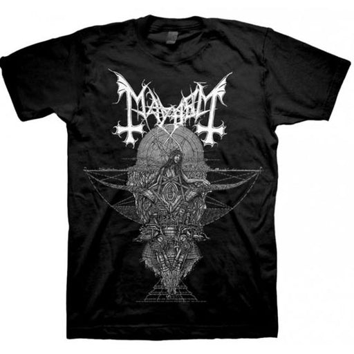 T-Shirt - Mayhem - Trinity-Metalomania