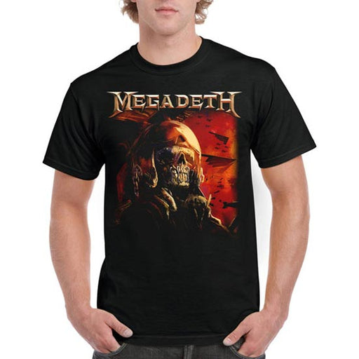 T-Shirt - Megadeth - Fighter