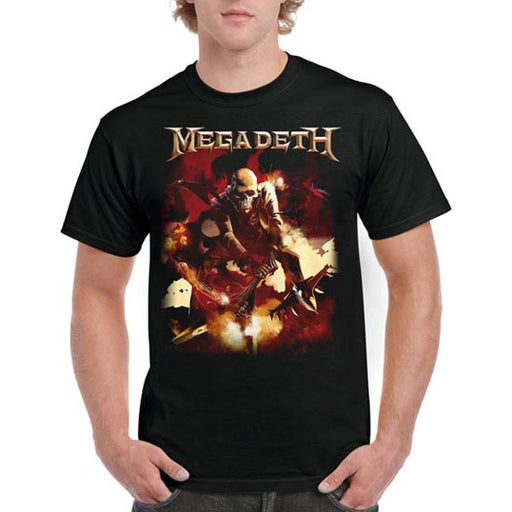 T-Shirt - Megadeth - Smash Guitar