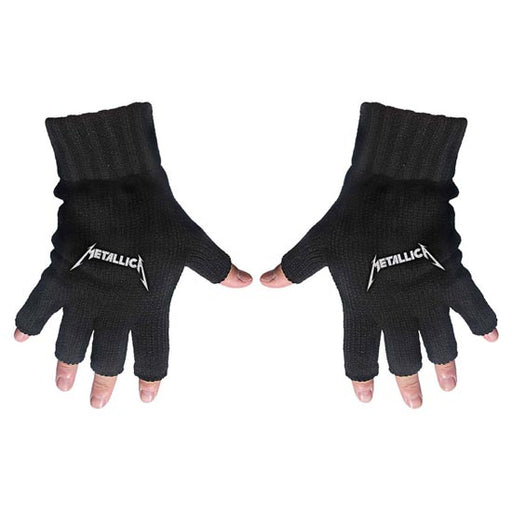 Gloves - Metallica - Logo