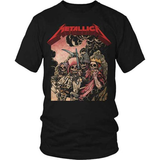 T-Shirt - Metallica - The Four Horsemen-Metalomania