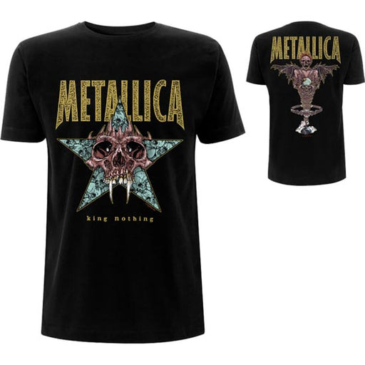 T-Shirt - Metallica - King Nothing W/Back