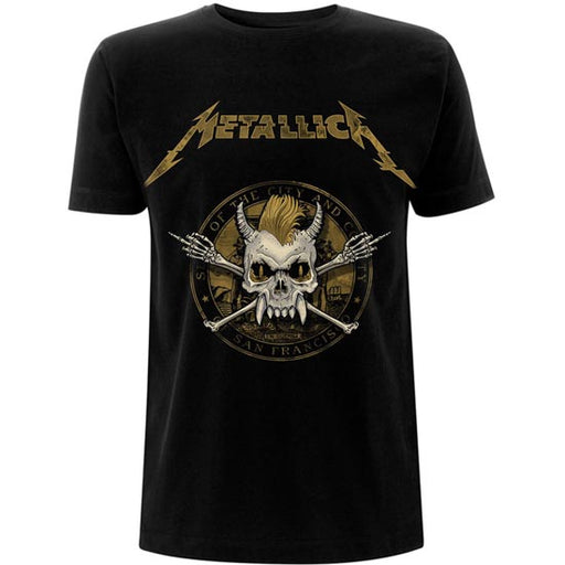T-Shirt - Metallica - Scary Guy Seal