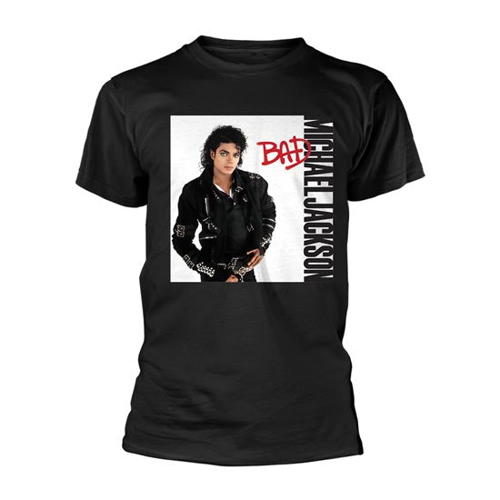 T-Shirt - Michael Jackson - Bad-Metalomania