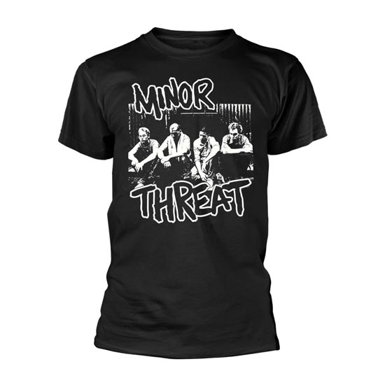 T-Shirt - Minor Threat - Xerox-Metalomania