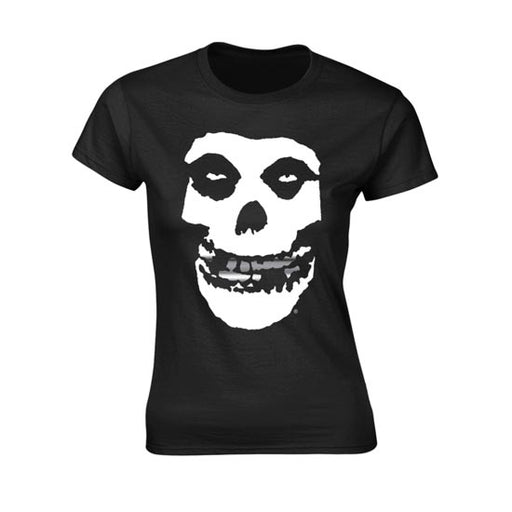 T-Shirt - Misfits - Silver Teeth - Lady
