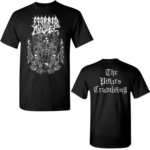 T-Shirt - Morbid Angel - Pillars Crumbling