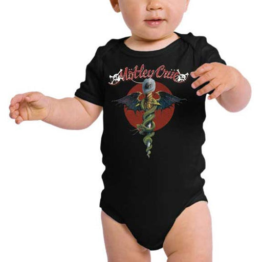 Onesie (baby) - Motley Crue - Dr Feelgood-Metalomania