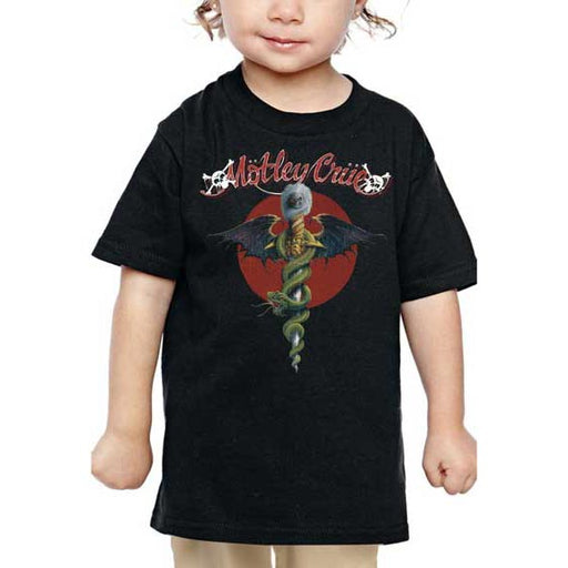 T-Shirt - Motley Crue - Dr Feelgood (kid sizes)-Metalomania