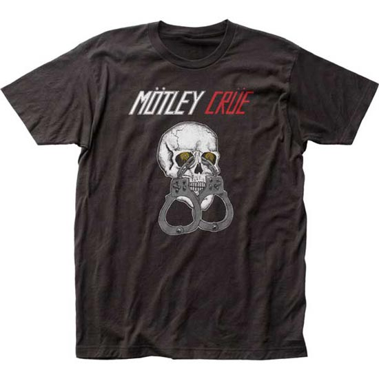 T-Shirt - Motley Crue - Shout at the Devil - Tour-Metalomania