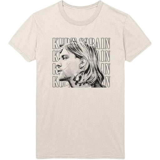 T-Shirt - Nirvana / KC - Contrast Profile - white