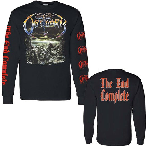 Long Sleeves - Obituary - The End Complete