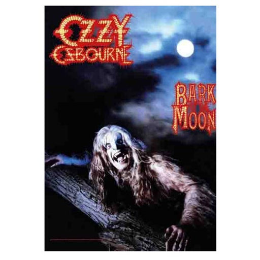 Flag - Ozzy Osbourne - Bark At The Moon