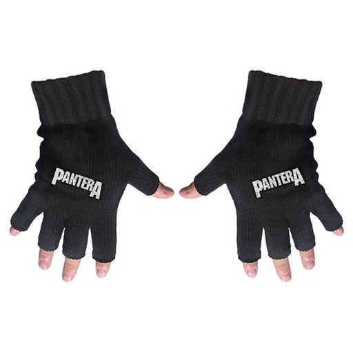 Gloves - Pantera - Logo