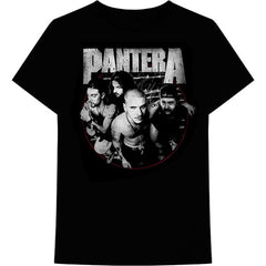 T-Shirt - Pantera - Distressed Circle