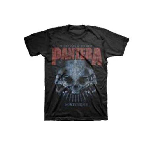 T-Shirt - Pantera - Domination-Metalomania