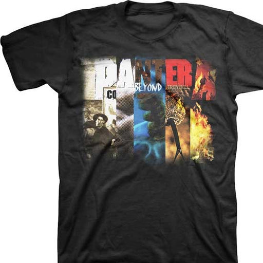 T-Shirt - Pantera - Collage-Metalomania