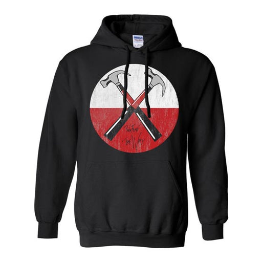 Hoodie - Pink Floyd - The Wall Hammers - Pullover