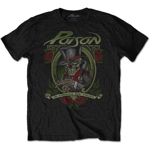 T-Shirt - Poison - We Trust