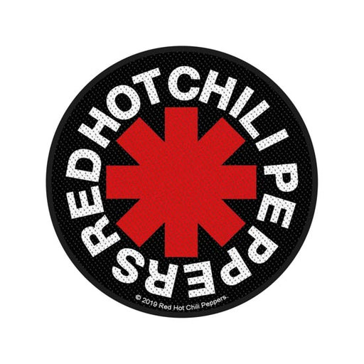 Patch - Red Hot Chili Peppers - Asterisk