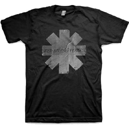 T-Shirts - Red Hot Chili Peppers - Duct Tape Asterisk