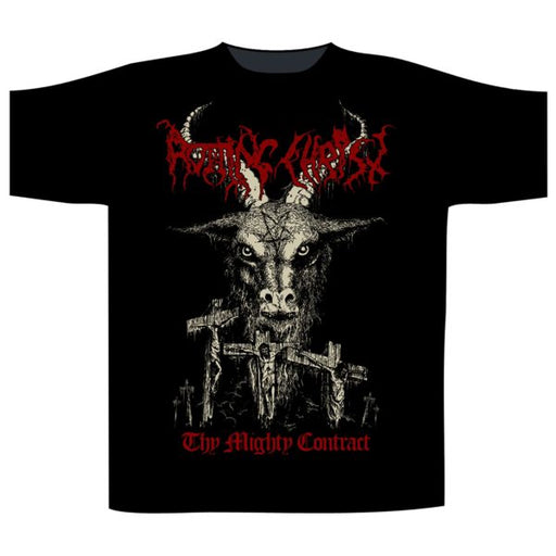 T-Shirt - Rotting Christ - The Mighty Contract V2