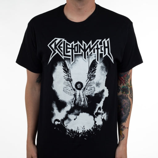 T-Shirt - Skeletonwitch - Conqueror-Metalomania
