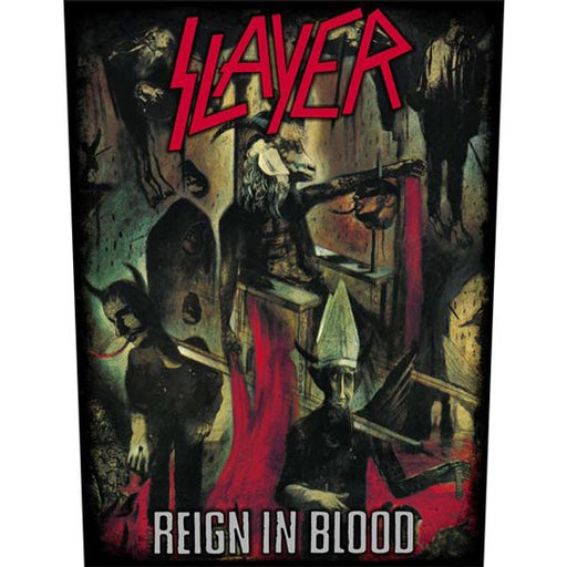 Back Patch - Slayer - Reign in Blood