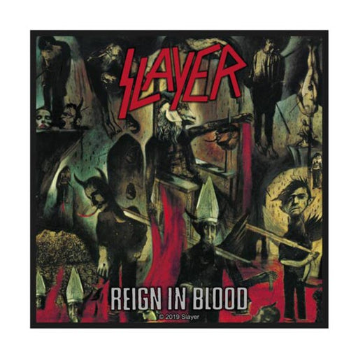 Patch - Slayer - Reign In Blood
