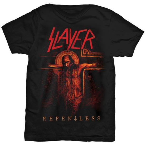 T-Shirt - Slayer - Repentless Crucifix
