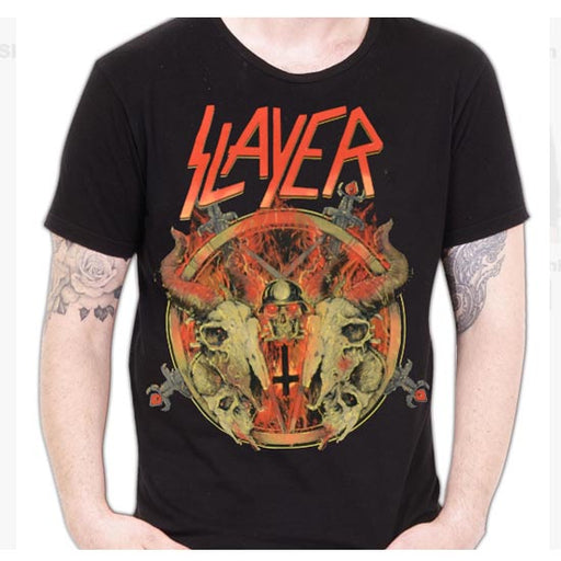 T-Shirt - Slayer - Two Goats Edition