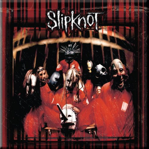 Fridge Magnet - Slipknot - Neighbourhood-Metalomania