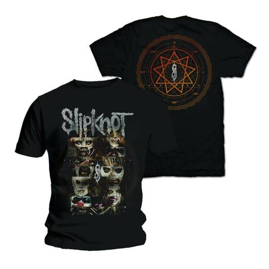 T-Shirt - Slipknot - Creatures with backprint