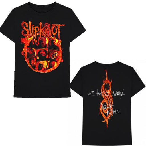 T-Shirt - Slipknot - We are not Your Kind - Fire-Metalomania